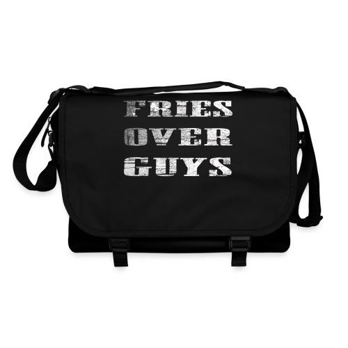 Fries Over Guys - Skuldertaske