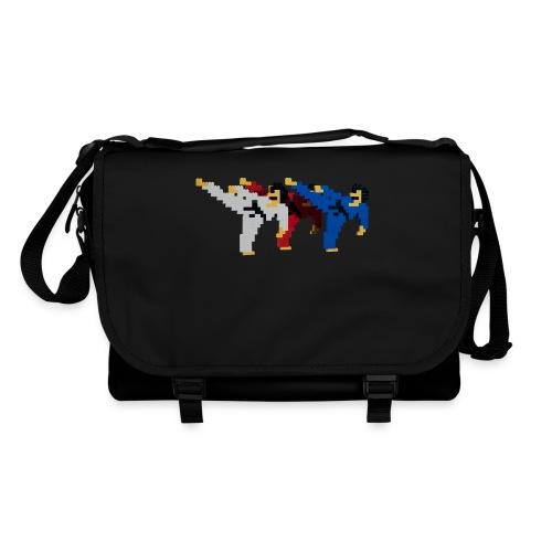 8 bit trip ninjas 2 - Shoulder Bag
