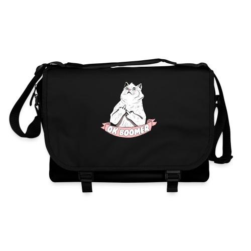 OK Boomer Cat Meme - Shoulder Bag