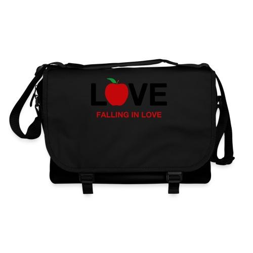 Falling in Love - Black - Shoulder Bag