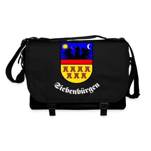 SIebenbürger-Sachsen Wappen Siebenbürgen W - Umhängetasche
