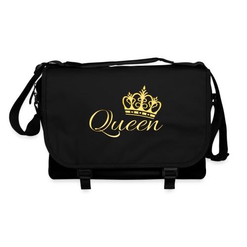 Queen Or -by- T-shirt chic et choc - Sac à bandoulière