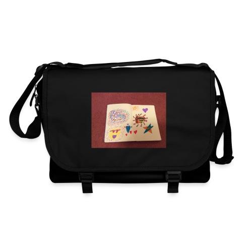 I am a Amster or Awesome Amy logo - Shoulder Bag