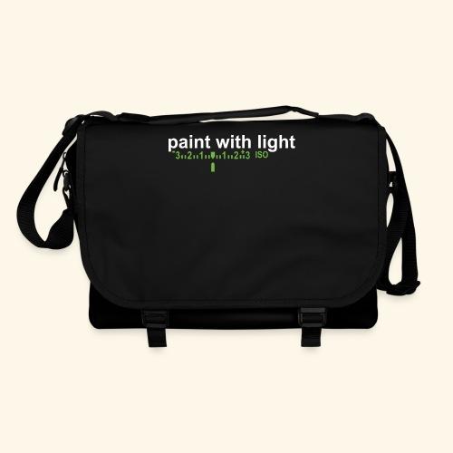 paint with light - Umhängetasche