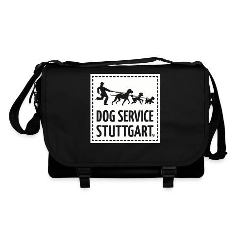 Dog Service Stuttgart weiß - Umhängetasche
