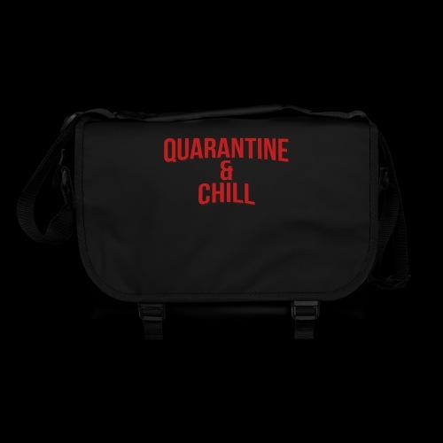 Quarantine & Chill Corona Virus COVID-19 - Umhängetasche