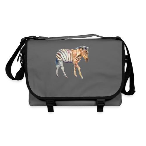 Zebra grants - Skuldertaske