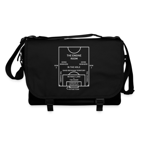 Football Pitch.png - Shoulder Bag