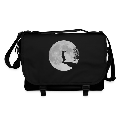 rabbit_wolf-png - Shoulder Bag