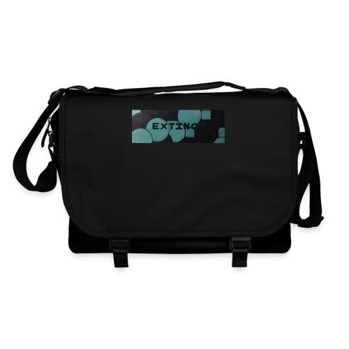 Extinct box logo - Shoulder Bag