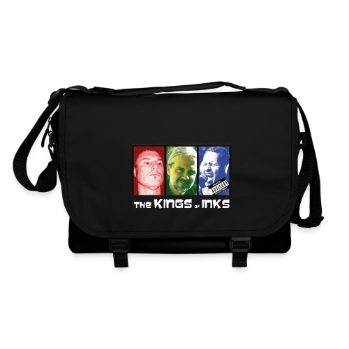 The Kings of Inks Explicit Music nur schwarz m jpg - Umhängetasche