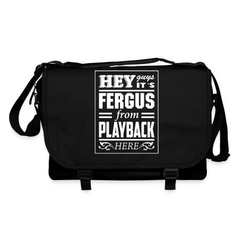 Mug - Fergus From PlayBack - Shoulder Bag