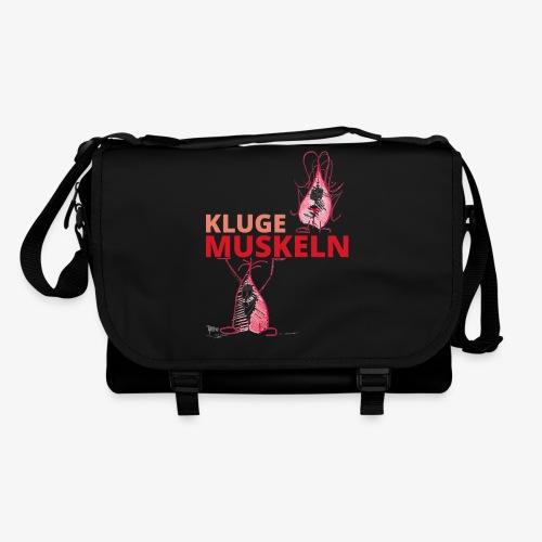 Kluge Muskeln - Umhängetasche