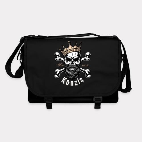 Skull Bones Logo - Umhängetasche