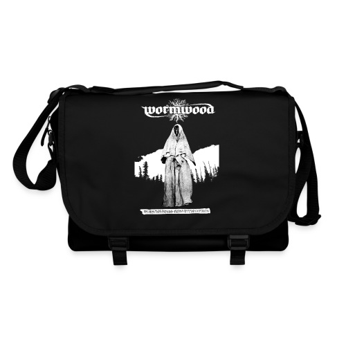 Women's Witch Print - Shoulder Bag