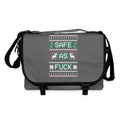 Christmas Jumper Safe AF - Shoulder Bag