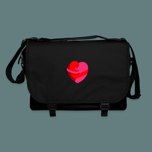 hearts hug - Tracolla