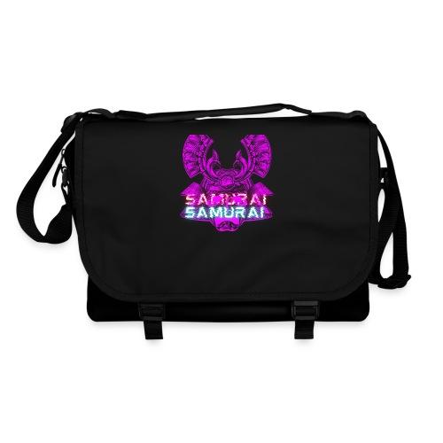 Cuberpunk samurai asian bushido shogun fighter - Torba na ramię