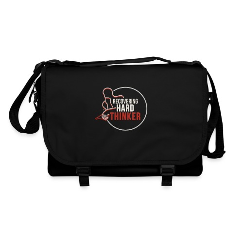 Hard Thinker - Shoulder Bag