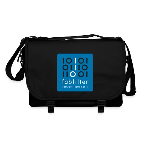 fabfilter logo blue large - Shoulder Bag