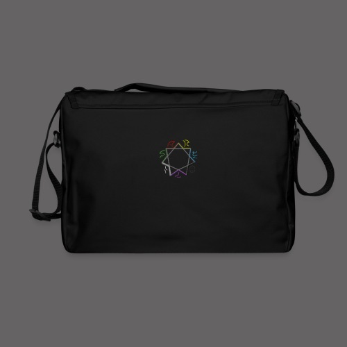 Areolis Logo Septagramm png - Shoulder Bag