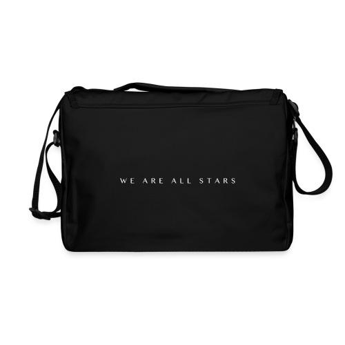 Galaxy Music Lab - We are all stars - Skuldertaske