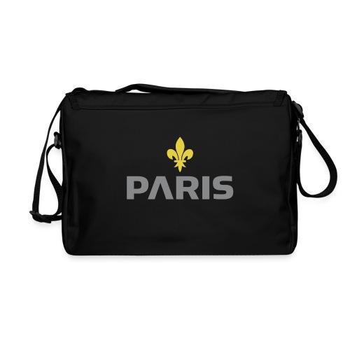 Paris Grey Lys Concept - Sac à bandoulière
