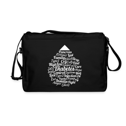 CURE DIABETES - Shoulder Bag