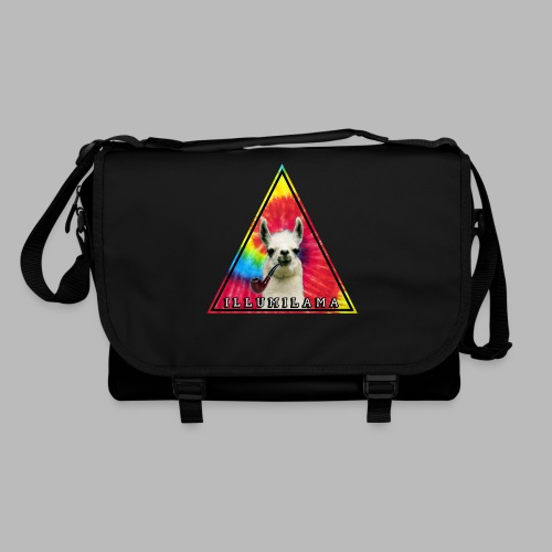 Illumilama logo T-shirt - Shoulder Bag