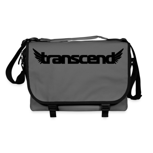 Transcend Bella Tank Top - Women's - White Print - Shoulder Bag
