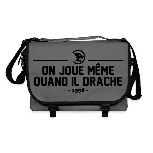 On Joue Même Quand Il Dr - Shoulder Bag