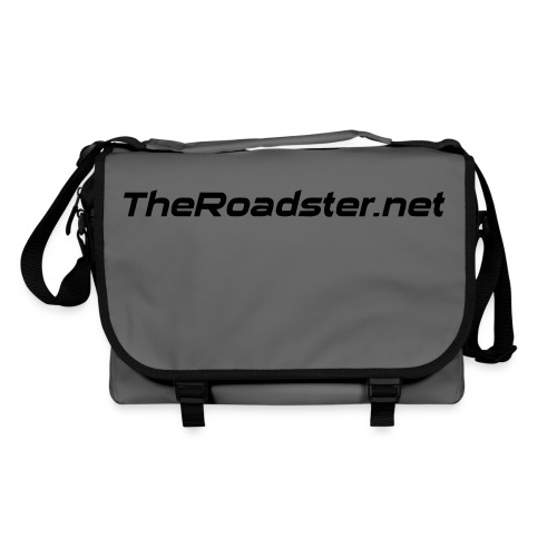 TheRoadster net Logo Text Only All Cols - Shoulder Bag