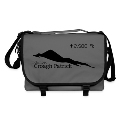 Croagh Patrick (Altitude) - Shoulder Bag