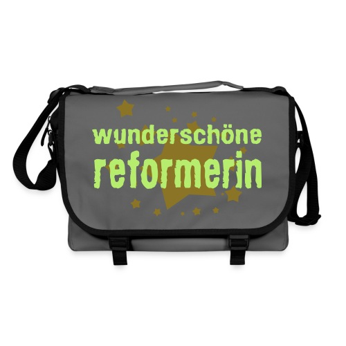wunderschoenereformerin - Umhängetasche