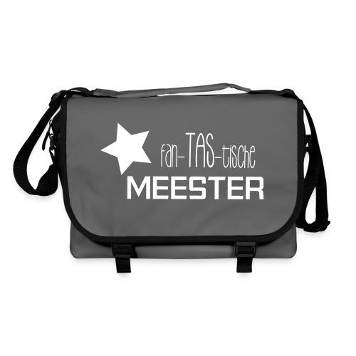 FanTAStische Meester - Schoudertas