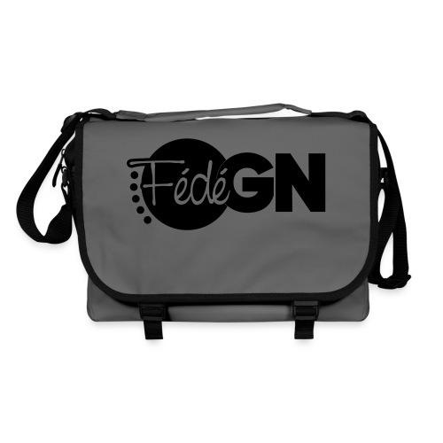 Logo FédéGN pantone - Sac à bandoulière