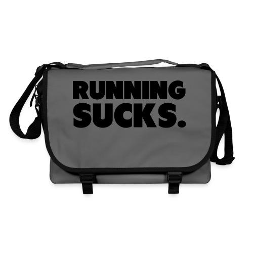 Running Sucks - Olkalaukku