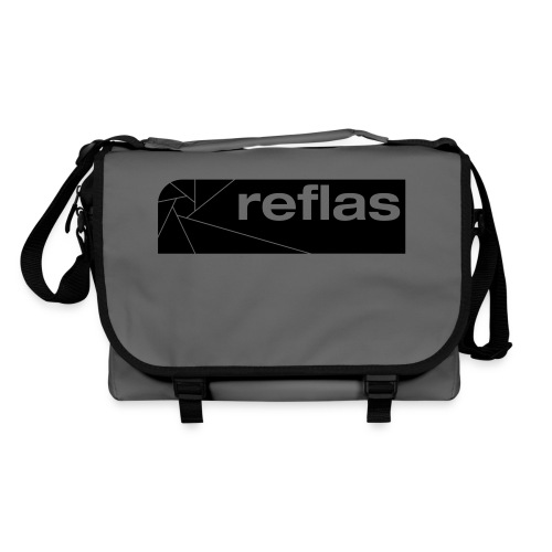 Reflas Clothing Black/Gray - Tracolla