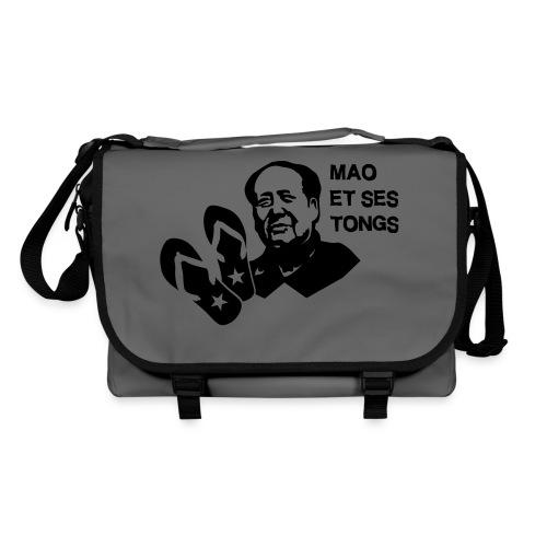 MAO et ses tongs - Sac à bandoulière
