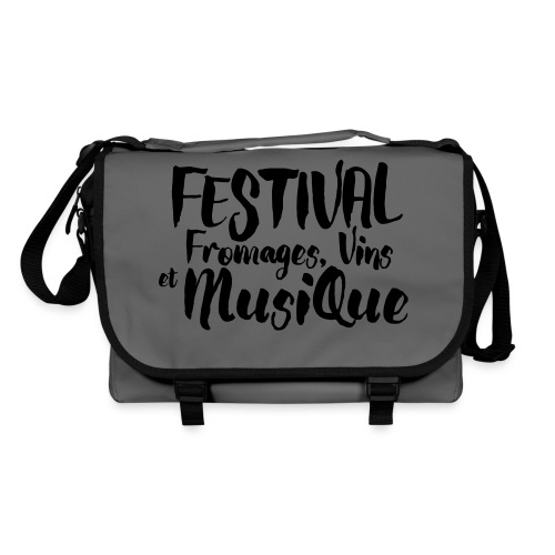 Festival FVM - Sac à bandoulière