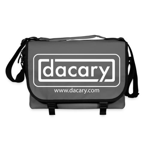 Logo w URL - Shoulder Bag