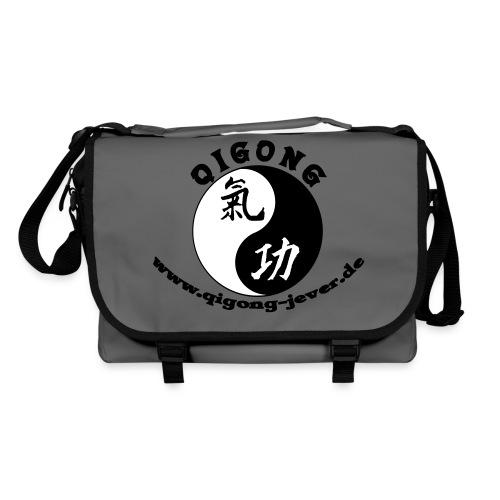 logo klein 2 - Umhängetasche