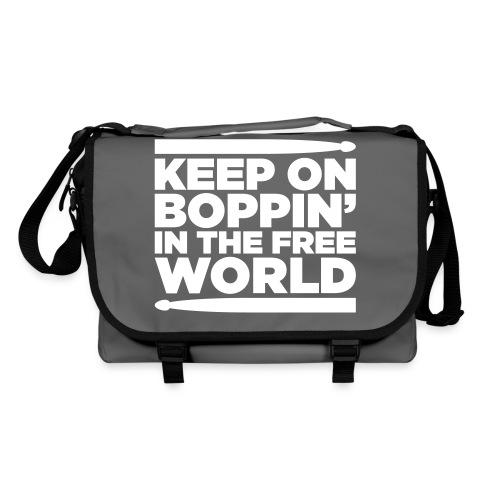 Keep on Boppin' - Shoulder Bag