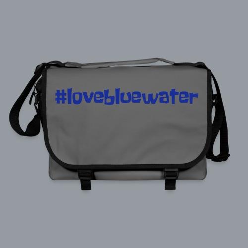 #lovebluewater - Umhängetasche
