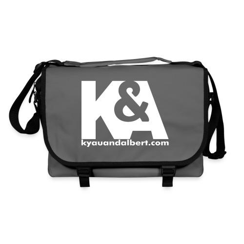 logo K A - Shoulder Bag