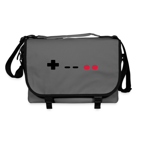 GAMER Controller RETRO - Umhängetasche