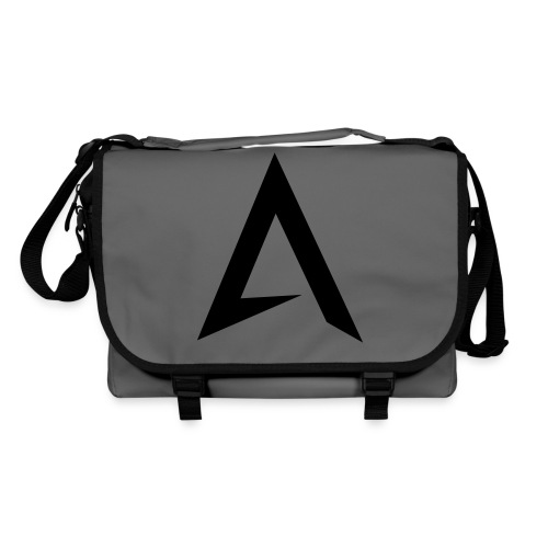 alpharock A logo - Shoulder Bag