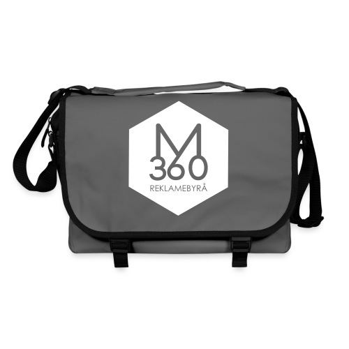m360 logo all inn - Skulderveske