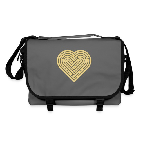 Labyrinth Heart - Shoulder Bag