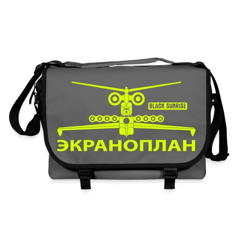 Ekranoplan - Tracolla